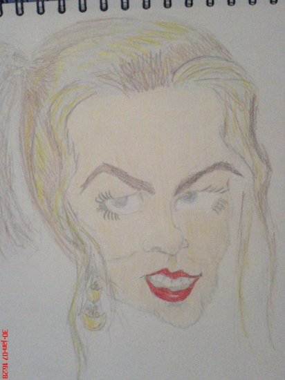 Nicole Kidman por Linnea_